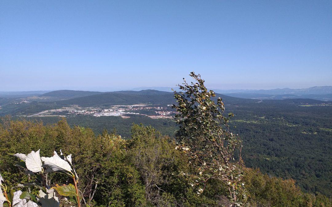 Planinski pohod na Hrpeljsko goro
